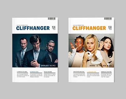 Cliffhanger Magazine