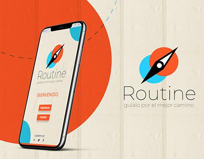 App Routine