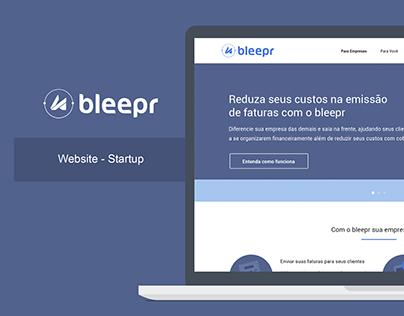 Website - Startup