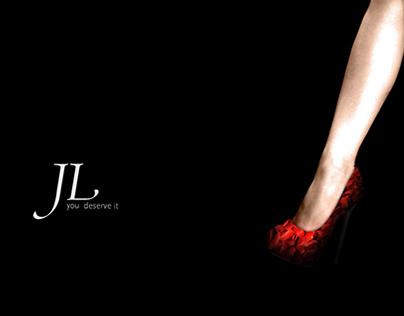 JL Heels Photoshop Rendering