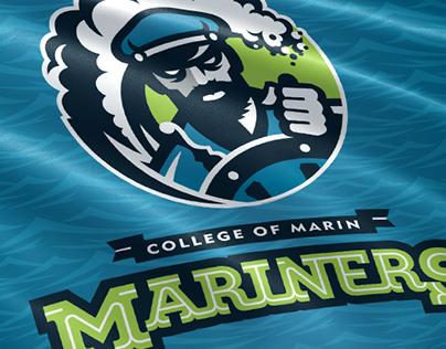 College Of Marin Branding