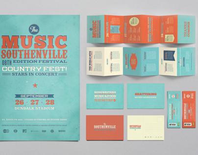 Sistema Tipográfico - Evento