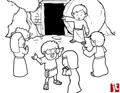 Easter Illustration | Reality LA