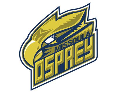 Missoula Osprey - Rebranding Project