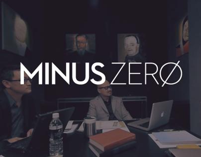 MinusZero Identity Rebrand