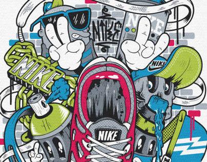 NIKE | T-Shirt Graphics