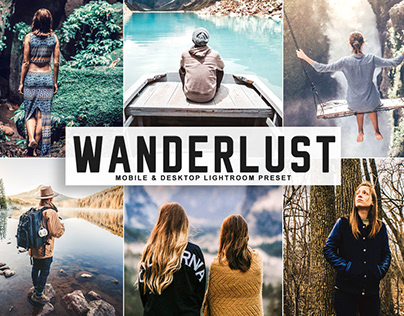 Free Wanderlust Mobile & Desktop Lightroom Preset