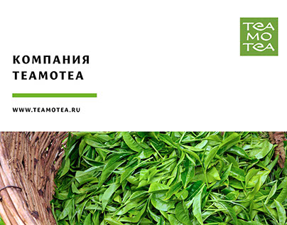 PRESENTATION OF THE TEA COMPANY