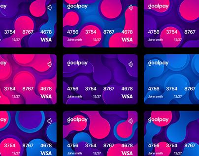 Goalpay Logo & Branding Identiyi Design