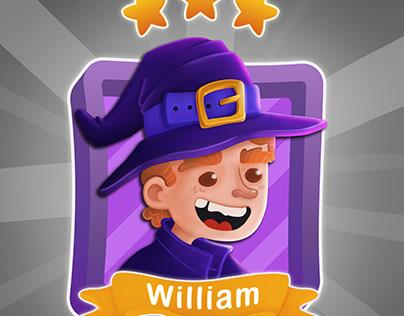 Meet William