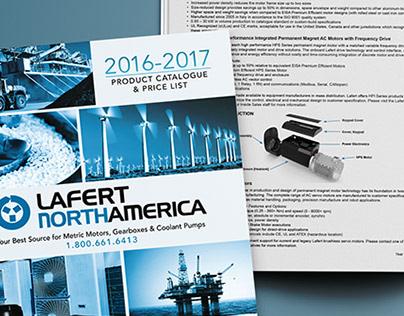 Lafert 2016-2017 Product Catalogue