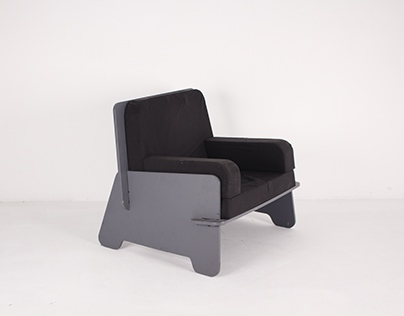 'The THE'_armchair