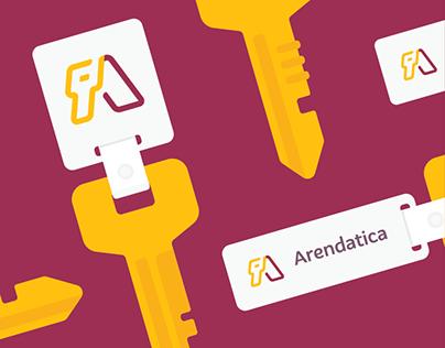 Arendatica | Logo