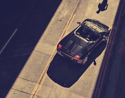 Lamborghini in LA