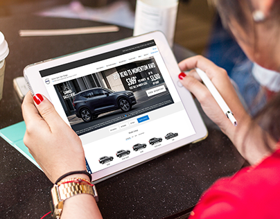 Volvo Cars Web Dev/Assets