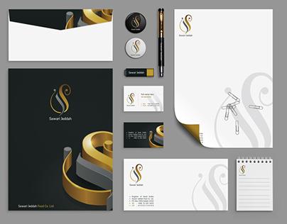 Sawari Jeddah – Saudi Food Company Branding Design