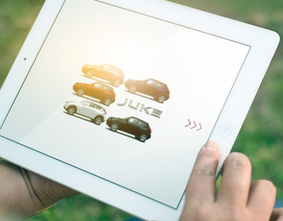 Nissan Juke Promo Site