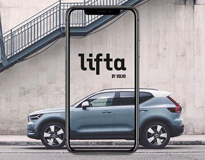 Lifta - Rideshare App