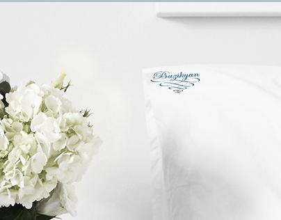 """""""Bazikyan Bedding"""" Logo"""