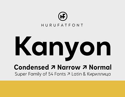 Kanyon Super Family
