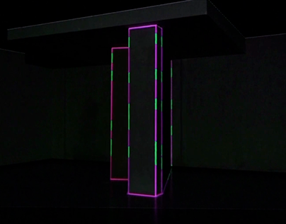 3D mapping installation