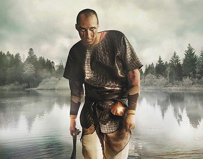 Fotomontaje: Vikings