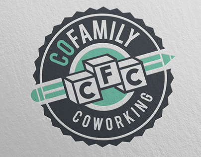 COFAMILY Coworking · Corporate identity
