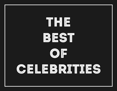 The Best of Celebrities