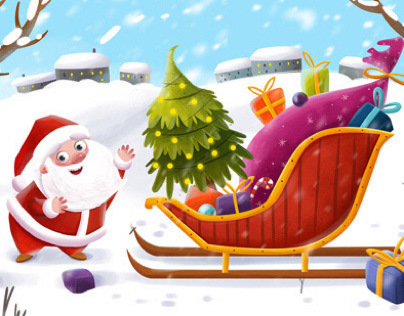 Jingle bells | Nursery rhyme