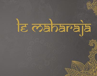 Menu le Maharaja
