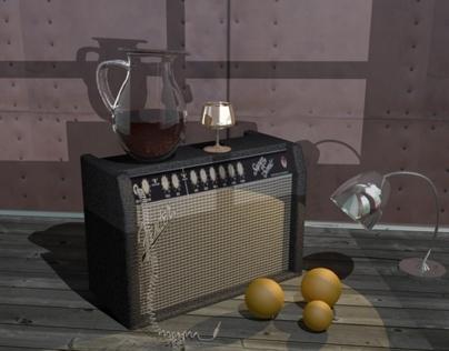 Dead amp
