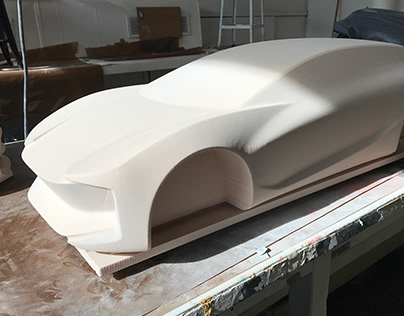 Aston Martin work process