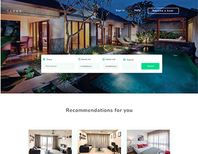 Home-Web Design
