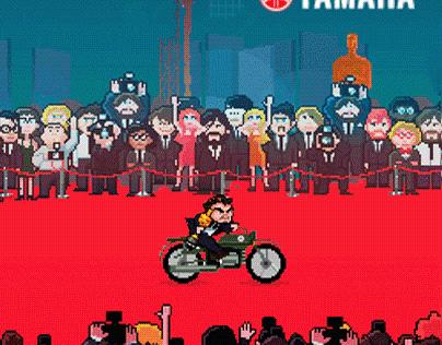Yamaha Leo´s Red Carpet