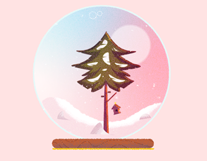 Snowball illustration