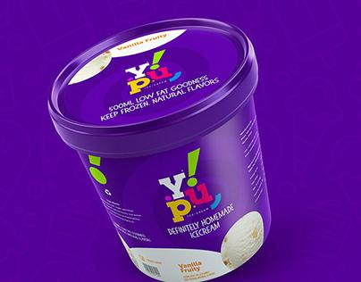 Yup! Ice Cream