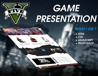 GTA V | Game Presentation