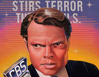 "Orson Welles - ""War of the Worlds"" (1938)"