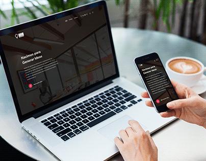UIO web renovation