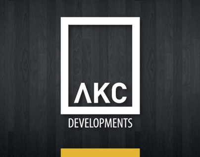 AKC Developments - Identity