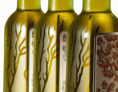 Cobram Estate Olive Oil — Packaging