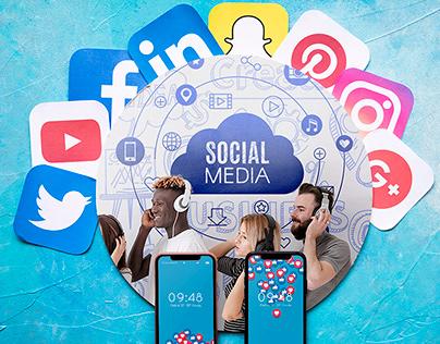 Social Media Posts Collection Facebook & Instagram (1)