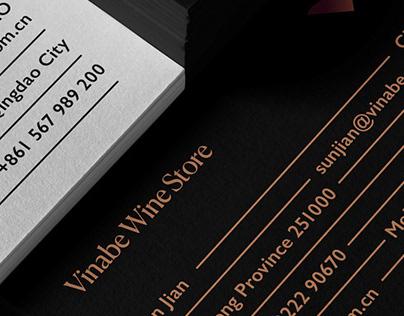 Vinabe™ Brand Identity
