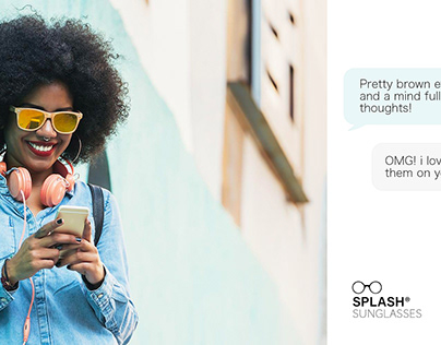 Splash® Sunglasses Ad