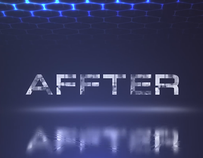 Glitch Logo Intro in After Effects