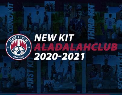 AL Adalah New Kit presentation 2020-2021