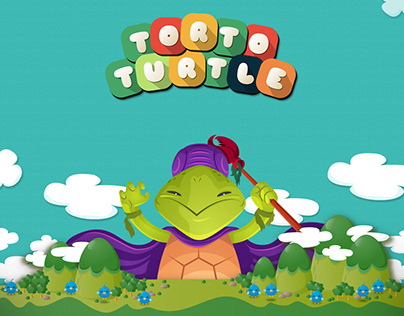 TORTO TURTLE - THE GAME