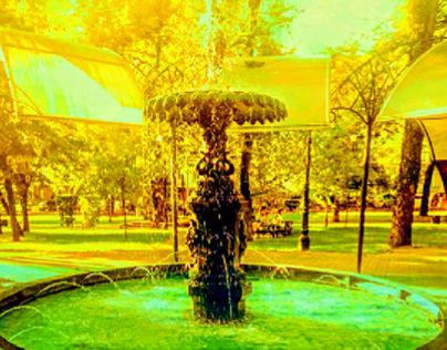 Emerald Fountain.