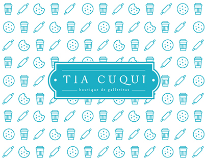 Tia Cuqui - Boutique de Galletitas