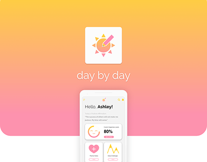 Day by Day Journaling App